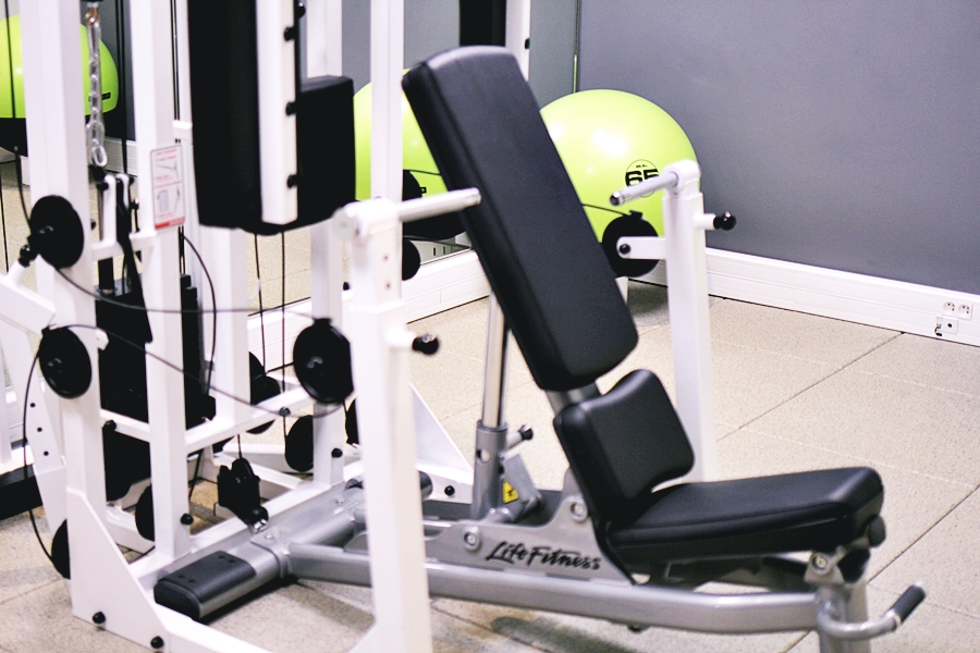 gym paris workout