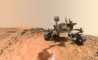 NASA's Curiosity - June 2018