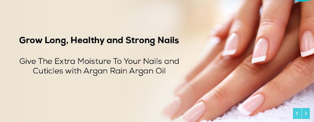 Have more details about the usage of ArganRain Argan Oil!