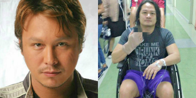 Ping Medina removed from the film Bubog?
