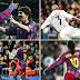 Em 2005, Messi estreava em Clássicos, e Ronaldinho era aplaudido no Santiago Bernabeú.