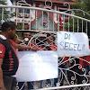 Kader Kecewa, Kantor PDI Perjuangan Riau Disegel