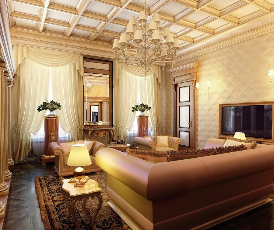 decoraci n de interiores de mansiones y casas de lujo