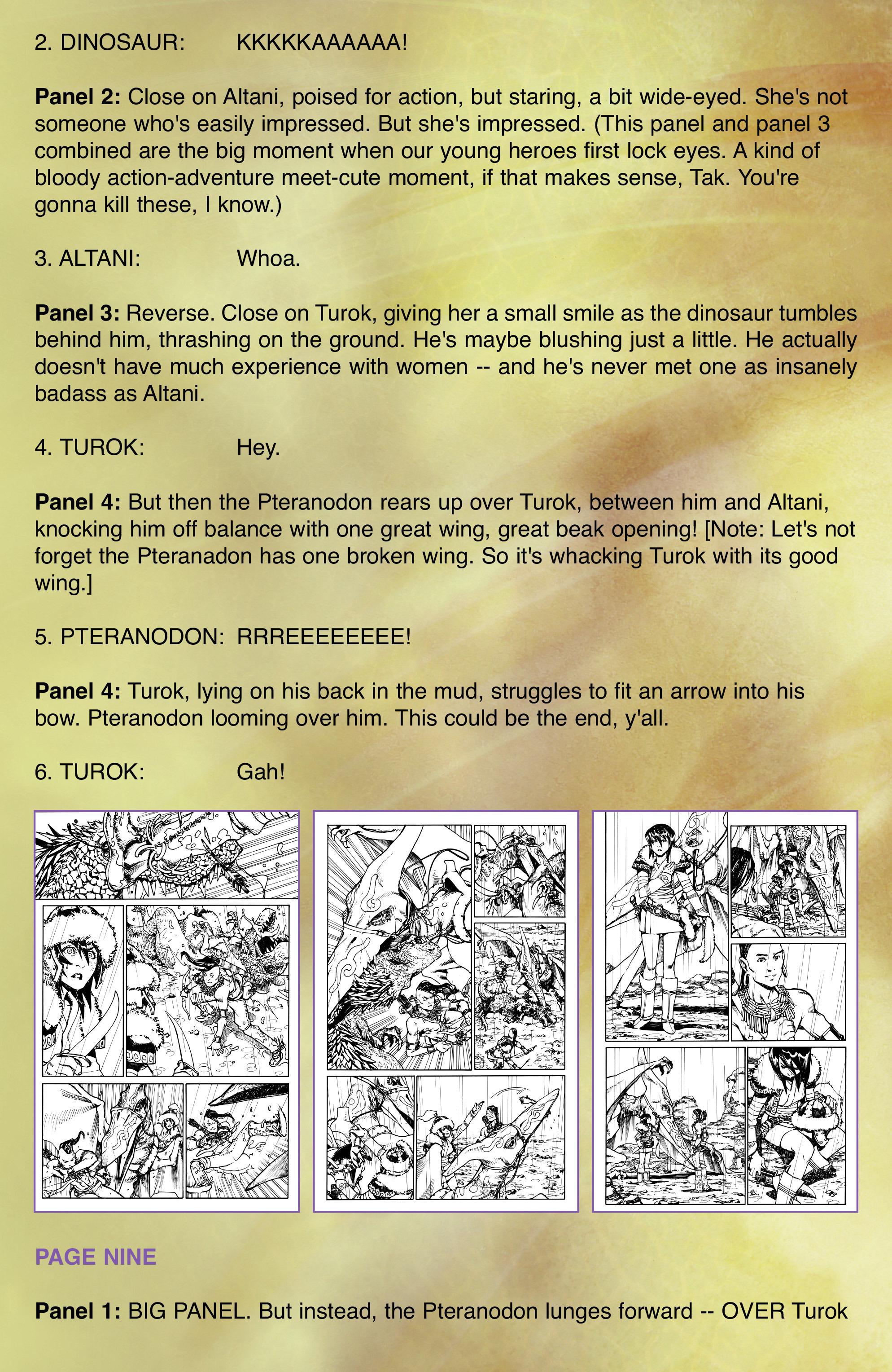 Read online Turok: Dinosaur Hunter (2014) comic -  Issue # _TPB 2 - 94