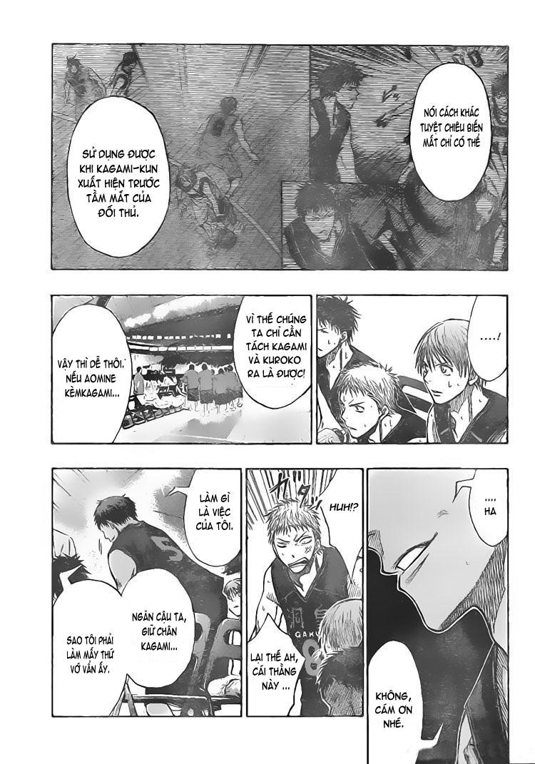 Kuroko No Basket chap 119 trang 7