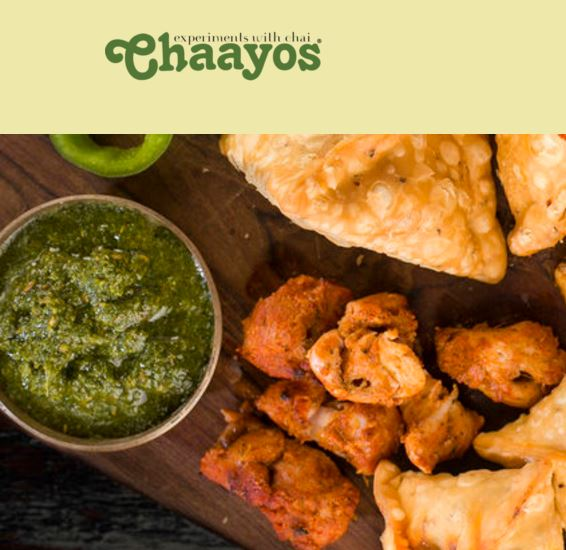 Chaayos - IRCTC tea service