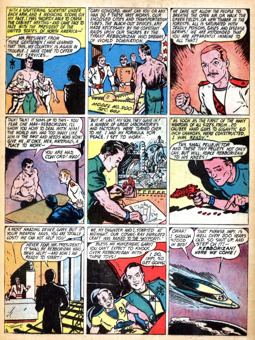 Read online All-American Comics (1939) comic -  Issue #9 - 4