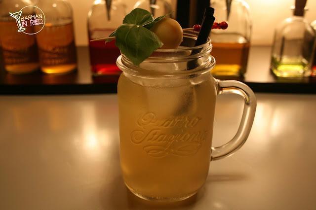 rum cocktails san patricio