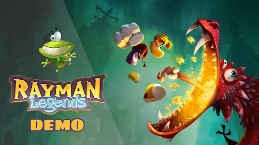 Free Demo for Rayman Legends is out now on Nintendo Switch