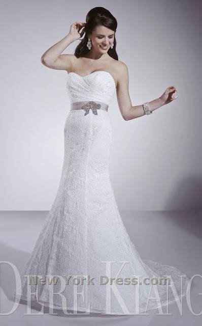 2e404b1df6527 احدث فساتين زفاف 2014 لديرى كيانغ
