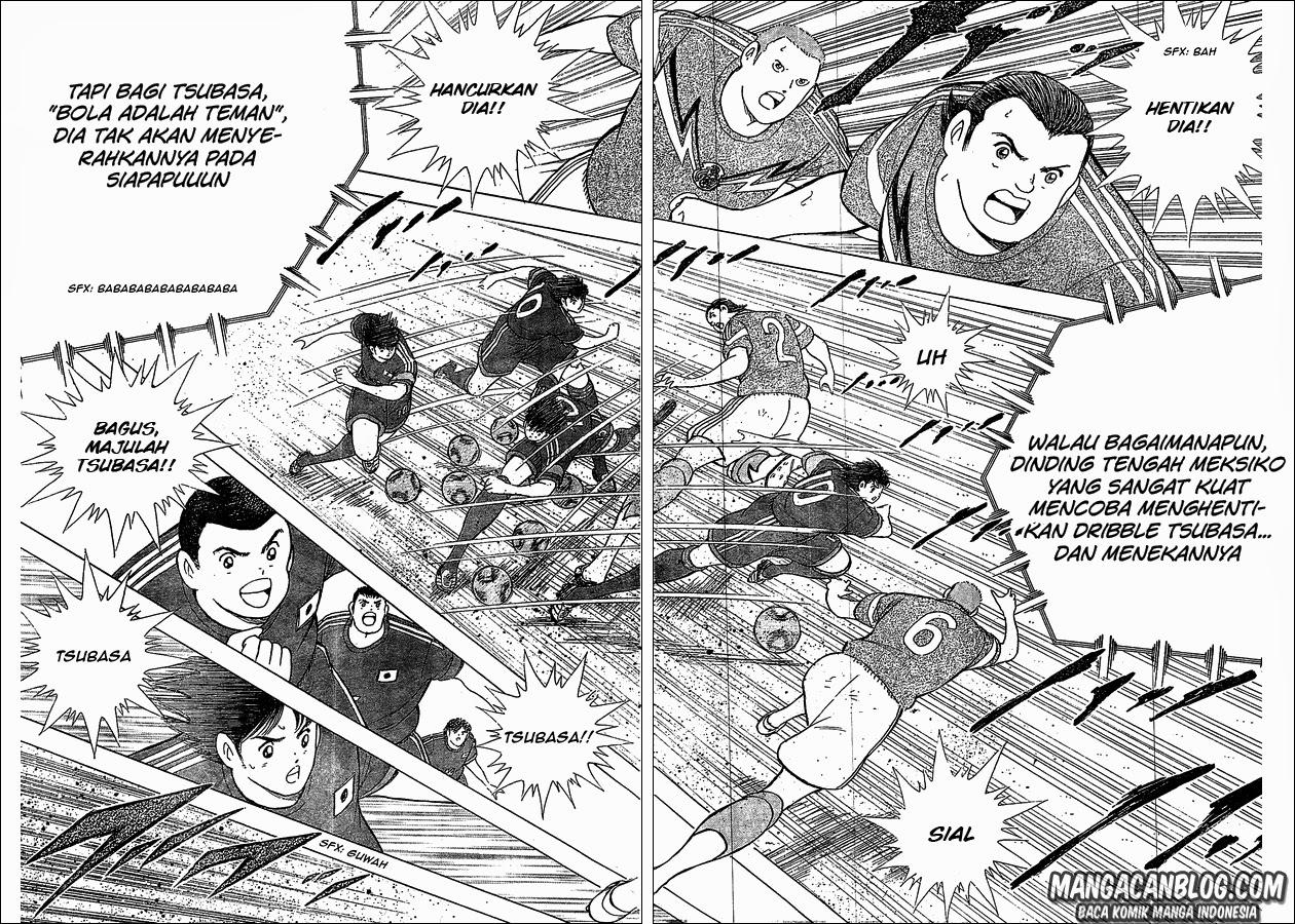 Captain Tsubasa – Rising Sun Chapter 06-3