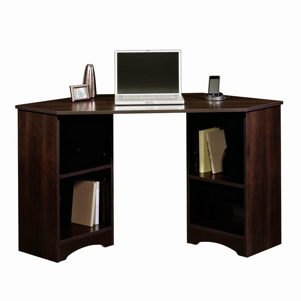 Corner Computer Desks: Corner Computer Desks For Small Spaces