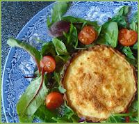Wensleydale Cheese Tart