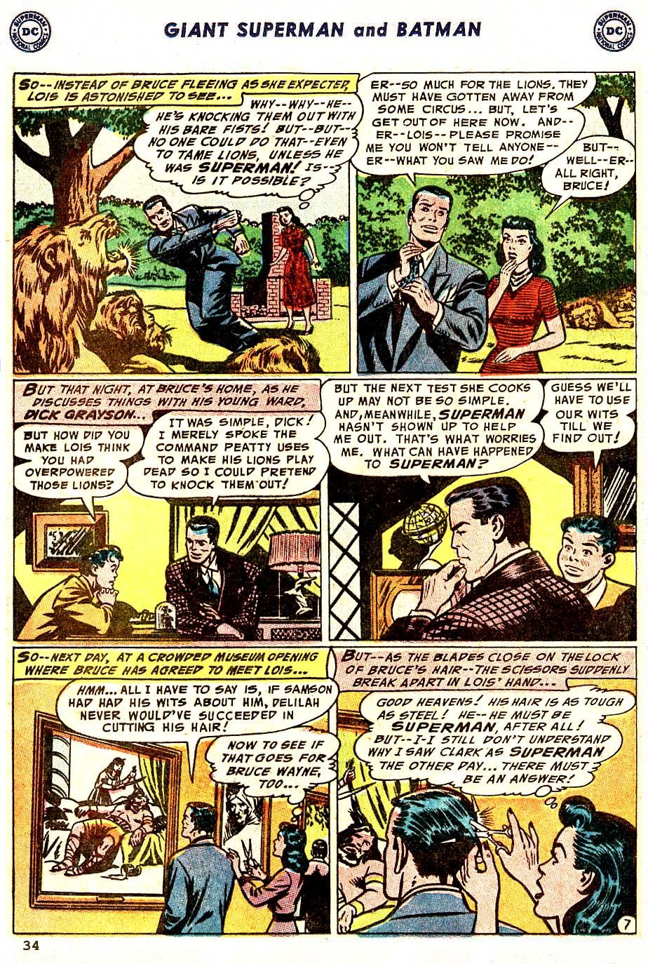 Read online World's Finest Comics comic -  Issue #179 - 36
