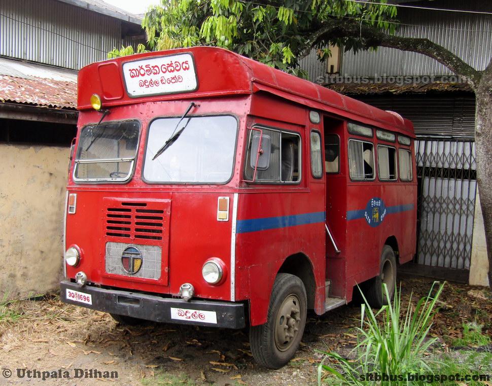 Sltb Breakdown Service Badulla Depot