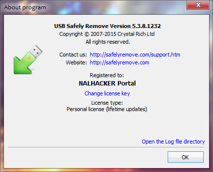 USB Safely Remove 5.3.8.1232 Full Download
