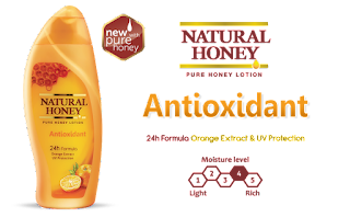 Natural Honey Antioxidant