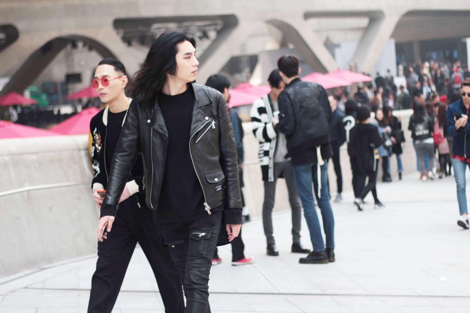 헤라세울패션위크 스트릿스타일 hera seoul fashion week street style fw17