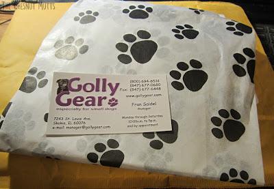 Golly Gear Package