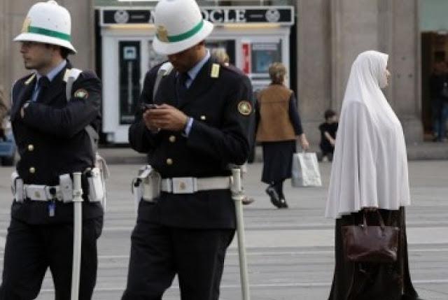 Muslimah Italia Berdakwah di Penjara