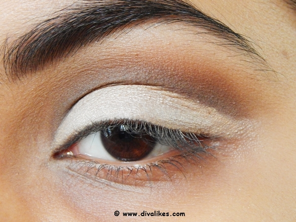 Glam Cut Crease Eye Makeup Tutorial
