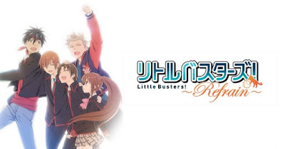 Download Little Busters!: Refrain BD Subtitle Indonesia