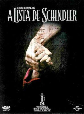 Resultado de imagem para A Lista de Schindler (1993)
