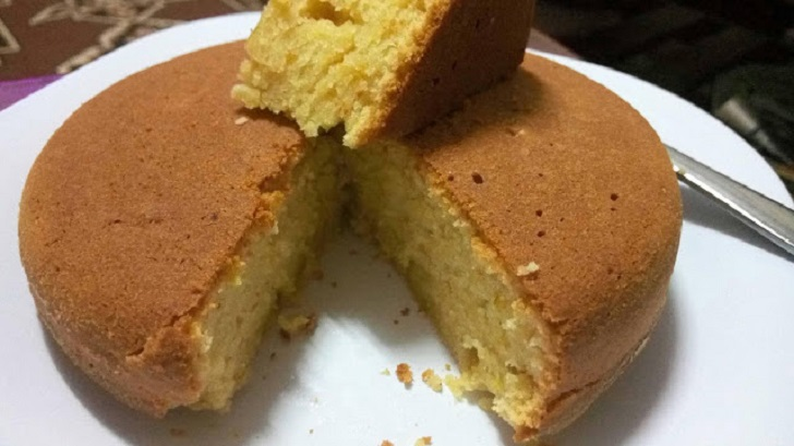 Soft and Delicious Orange Butter Cake