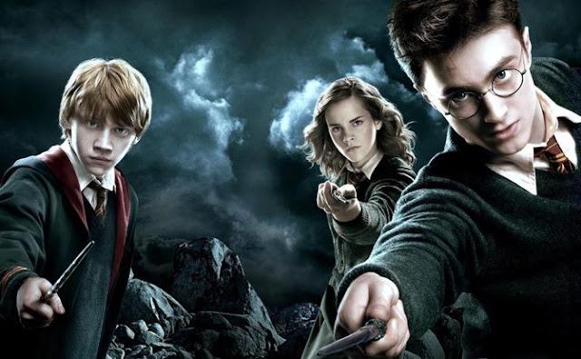 Kisah Harry Potter Ternyata Hasil Jiplakan?