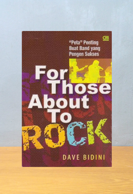 FOR THOSE ABOUT TO ROCK, Dave Bidini