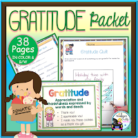 Gratitude Character Education