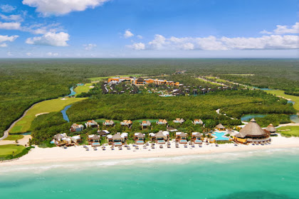 Tropical Paradise at Riviera Maya Resort in Mexico