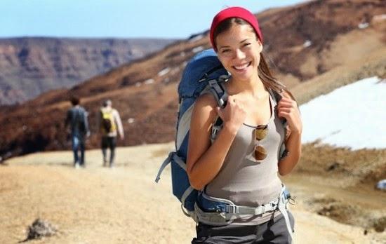 Cách tránh phiền phức cho phụ nữ khi du lịch một mình