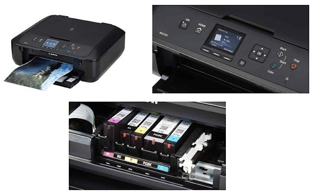 Canon PIXMA MG5760 printer review