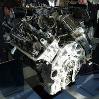 Motor BMW.