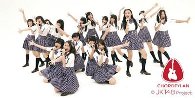 Lirik dan chord Aitakatta - JKT48