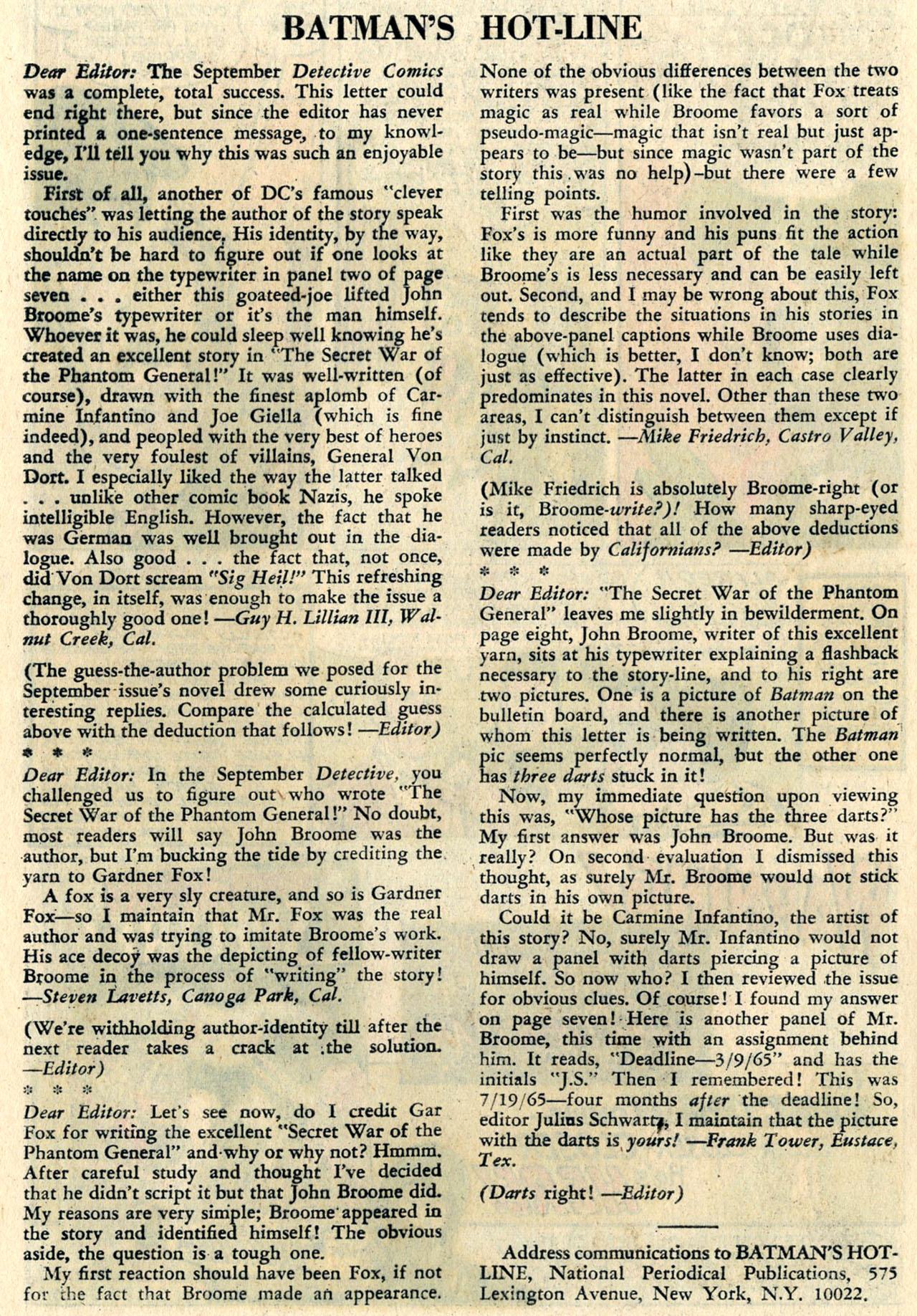 Detective Comics (1937) 347 Page 19