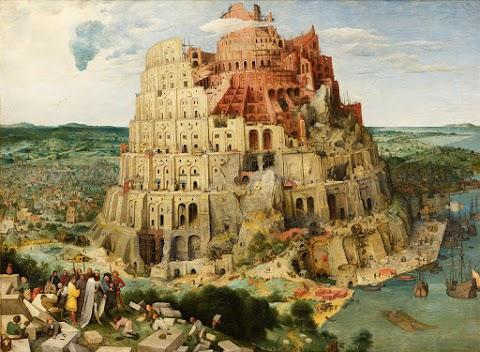 Babil Kulesi (Viyana ve Rotterdam Versiyonları)