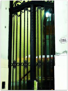 Prédio de Mariana - Medianeras - Avenida Santa Fé, 1183, Buenos Aires