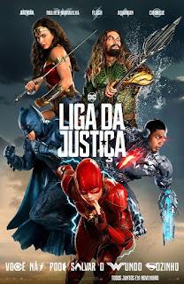 Review Liga da Justiça