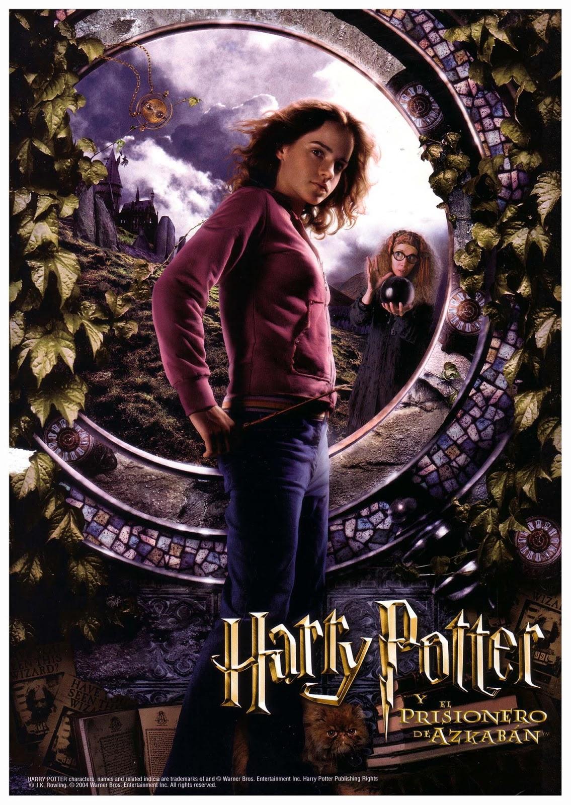 Sociedad Hogwarts: HARRY POTTER Y EL PRISIONERO DE AZKABAN