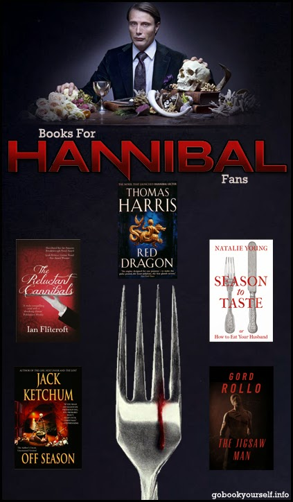 books for hannibal fans