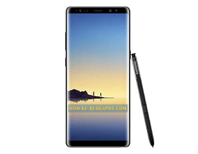 Firmware Samsung Galaxy Note 8 SM-N950F Indonesia