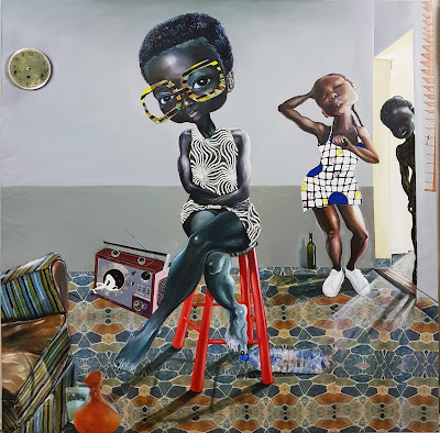 Nice and Slow The Rhythm (2017), Ndidi Emefiele