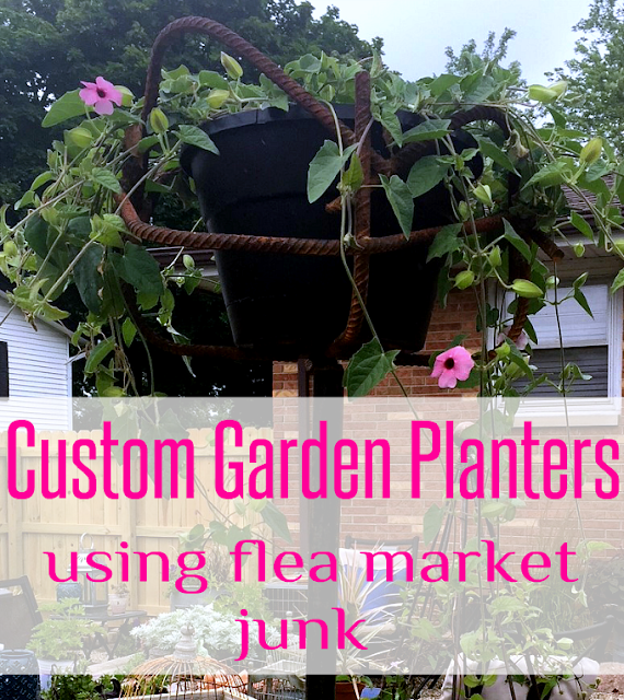 Custom Steel Planter - A DIY Project