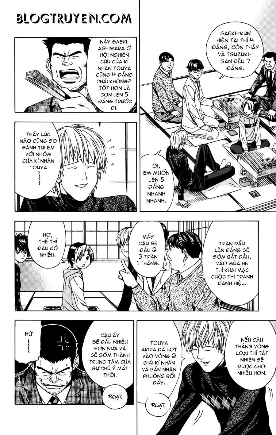 Hikaru No Go hikaru no go chap 105 trang 5