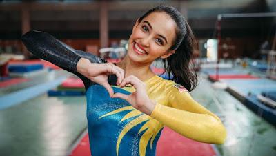 Biodata Farah Ann Ratu Cantik Gimnas Negara