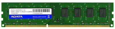 DDR3 DIMM RAM