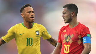 مشاهدة مباراة البرازيل و بلجيكا في كأس العالم 2018 دور الربع النهائي بتاريخ 06-07-2018 موقع ماتش لايف