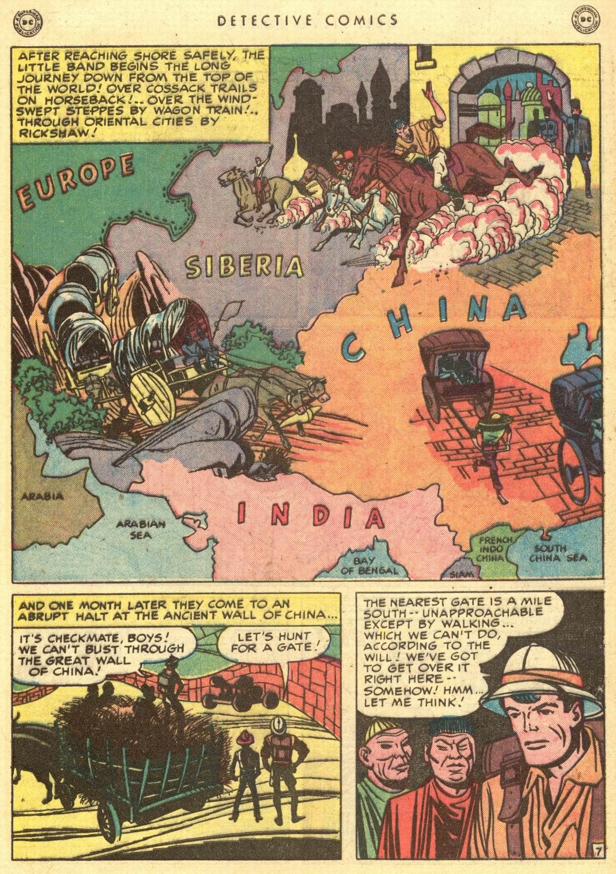 Read online Detective Comics (1937) comic -  Issue #150 - 42